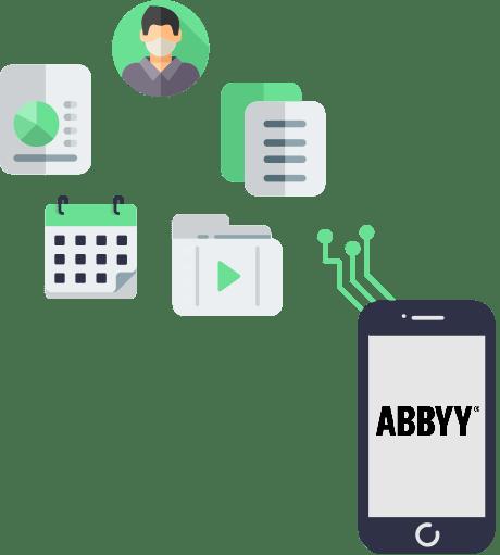 ABBYY sur telephone